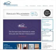 Reas Immobilien: Facility Management, Industrie und Haus-Reinigung, Hauswartungsdienste