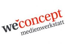 weconcept Medienwerkstatt - Logo