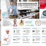 Gastrozentrale.de – Website-Relaunch und Magento-Support