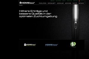 Website-Relaunch und Onpage-Optimierung für homebox.net