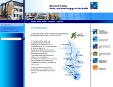 Business-Backend für Oberhavel Holding Besitz- und Verwaltungsgesellschaft mbH