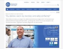 Moritz Gumbach von Gastrozentrale im INterview