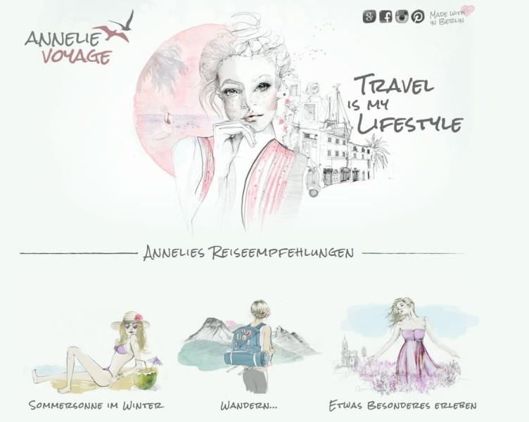 annelie-voyage.com