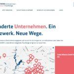 Netzwerk Unternehmen integrieren Flüchtlinge  – Code Alliance ist mit dabei!